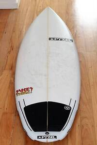 """Mint as new Pyzel Sure Thing Surfboard 6'2"""" . Burleigh Heads Gold Coast South Preview"""