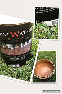 Feast Watson Matt Look Deck (Natural) 10 litres Baulkham Hills The Hills District Preview