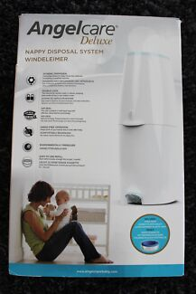 Angelcare Deluxe Nappy Disposal System