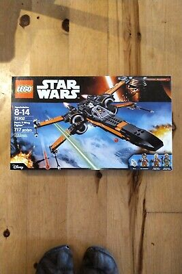 LEGO Star Wars Poe's X-Wing Fighter (75102). Free shipping