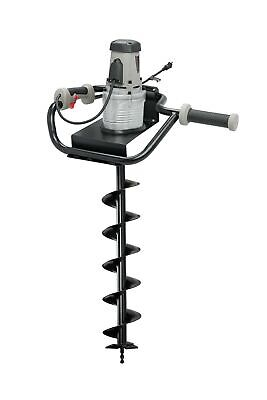 Hiltex 10525 Electric Earth Auger With 4 Bit 1 200w And 1.6 Hp Powerhead