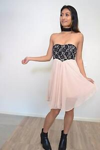 LADE BODICE COCKTAIL SOFT PINK DRESS- SZ 6,8,10,12 AVAILABLE Thornlands Redland Area Preview