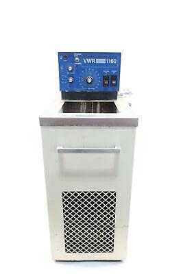 Vwr 1160 Heatedrefrigerated Water Bath 115v-ac