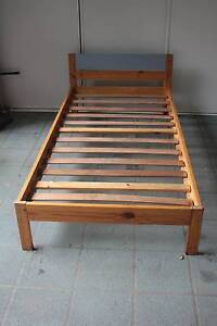 Single Wood Bed very good condition Bridgeman Downs Brisbane North East Preview