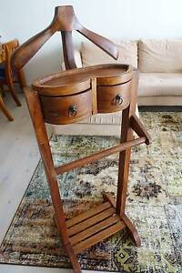 Wooden Suit Stand Lane Cove North Lane Cove Area Preview
