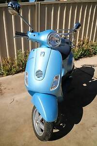 2007 Vespa LX50 very low kms Windsor Gardens Port Adelaide Area Preview