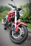 Ducati Monster 695. Immaculate. Low km. 695 cc V twin. Kilburn Port Adelaide Area Preview