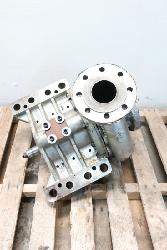 Jd Gould 80250 3x4 Centrifugal Pump 3in 4in