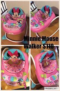Minnie mouse walker Redbank Plains Ipswich City Preview