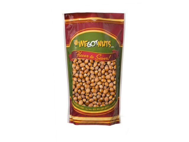 Hazelnuts (Filberts) In Shell , Raw - We Got Nuts (4 LBS.)