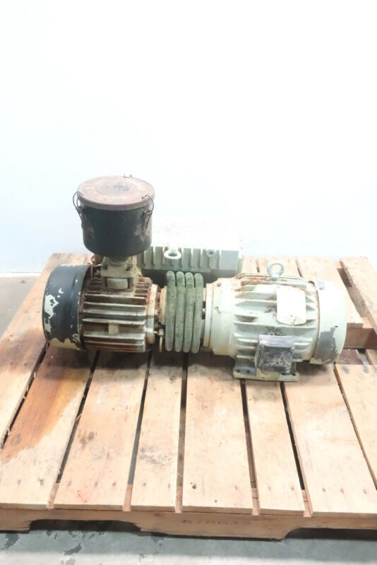 Busch Vacuum Pump 15.5hp 208-230/460v-ac