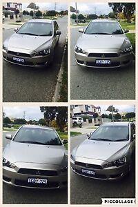 2013 Mitsubishi Lancer Sedan auto 58 k only 10000$ Mitsubishi Lan Como South Perth Area Preview
