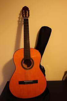Valencia TC4K Classical Guitar (Nylon string) Glenwood Blacktown Area Preview