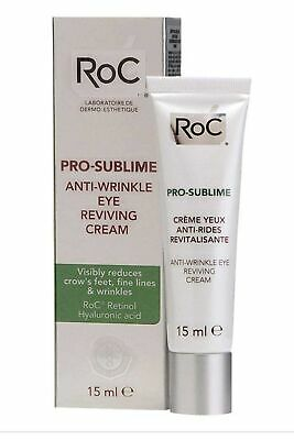 RoC Pro Sublime Anti Wrinkle Reviving Eye Cream 15ml