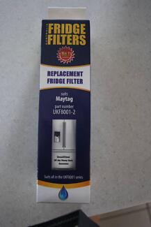 Fridge Water Filter, two units,  (for Maytag, part # UKF8001-2)