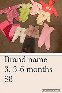 Girls clothing 3 months- 4t