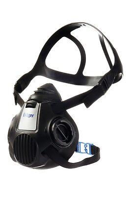 Dräger X-plore 3500 Halbmaske R55350 Atemmaske Maske Gr. M Lackiermaske
