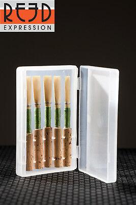 Medium Reed Expression German Style Oboe Reed Medium Soft Medium Hard 5 Pcs