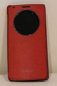LG G Flex 2 Smartphone RED + CIRCLE CASE PRICE IS FIRM Point Cook Wyndham Area Preview