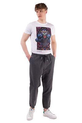 RRP €285 MCQ ALEXANDER MCQUEEN Trousers Size 52 / XL Drawstring Waist Cuffed