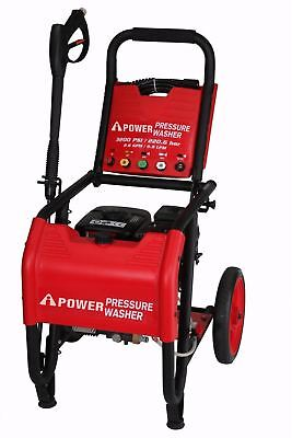 New 3200 Psi Pressure Washer Commercial Triplex Pump 2.82 Gpm 7hp Gas Engine