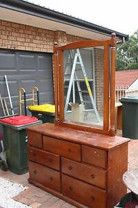 Wood dresser to go Cherrybrook Hornsby Area Preview