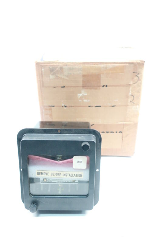 General Electric Ge 12HFA53K91F Auxiliary Relay 125v-dc