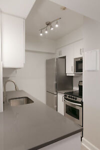 Milton Park - renovated one bedroom - 3 1/2 in McGill Ghetto