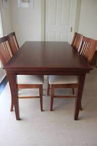 Dining table & chairs, coffee table, console table & lamp table Sylvania Sutherland Area Preview