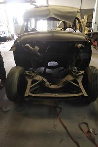 51 Ford Woody Wagon