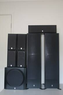 Yamaha Good Quality HT Series 7.1 Home Theater Speakers System