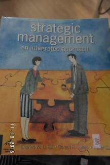 Strategic Management: An Integrated Approach 2004 edition Upper Coomera Gold Coast North Preview