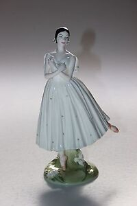 Coalport Figurine, Dame Alicia Markova,Ltd Edition.