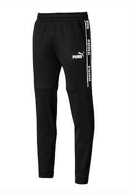 Puma Amplified Pants Fl Sport Trousers Training Bottoms 580436 01 Black Bnwt New
