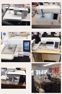 Massive Sewing Machine Stocktake Clearance Sale Boondall Brisbane North East Preview