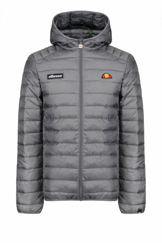 Ellesse Lombardy Jacket Dark Grey