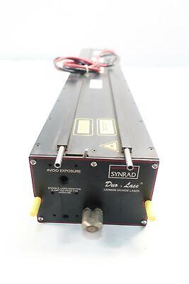 Synrad J48-5-2617 Duo-lase Carbon Dioxide Laser 30-32v-dc