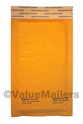 2000 000 4x8 Bubble - Lite Kraft Bubble Mailers Padded Envelopes Bags