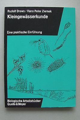 Kleingewässerkunde Eine praktische Einführung 1995 Kleingewässer