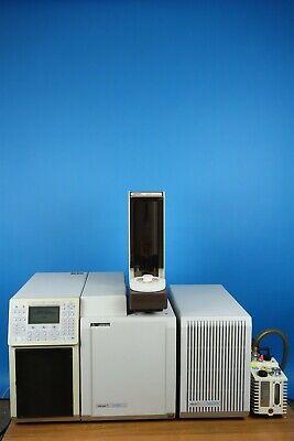 Varian Cp-3800 3800 Saturn 2000 Ms Gc Gas Chromatograph Mass Spec