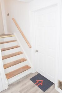 NEWLY Renovated! One bedroom suite Furnished on Leslie & Finch!