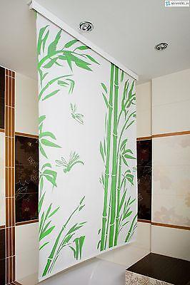 Rollo Tenda a Rullo Faltbehang Protezione Sole Legno di Bambù