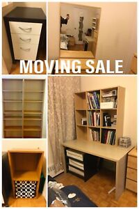 FURNITURE AND MORE MOVING SALE UNTIL APRIL 24TH