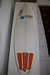 Hayden Shape Custom 5'8 South Coogee Eastern Suburbs Preview