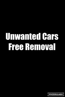 UNWANTED SCRAP CARS FREE REMOVAL TOWING AWAY Sydney City Inner Sydney Preview