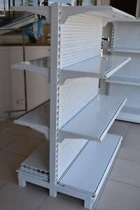 Brand New & High Quality Shop Store Single/Double Sided Shelving