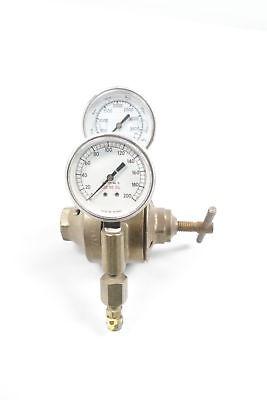 Airco 0-200psi 0-4000psi Gas Regulator