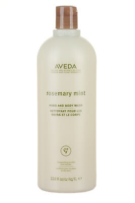 Aveda Rosemary Mint Hand and Body Wash 33.8oz Cleansing Lets