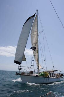 Sailing adventures with Mick +Kane