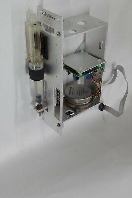 Cell-dyn 3700 Analyzer Flow Panel Rbcplt Diluent Syringe Mod 9211507v 9311141-f